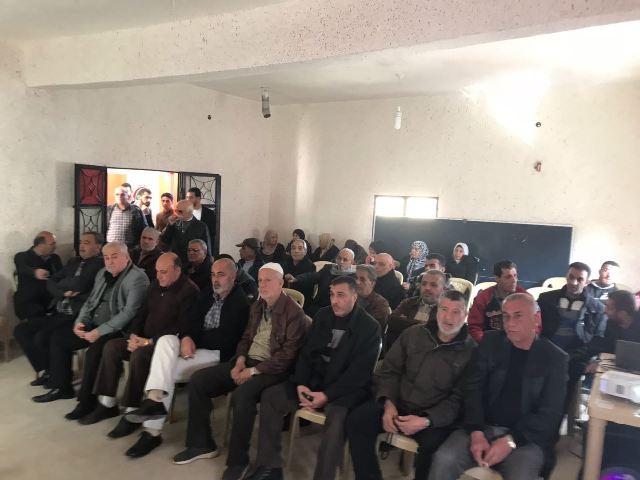 مركزالتضامن الاجتماعي- نواة يفتتح فرعه الثالث في مخيم الجليل ببعلبك