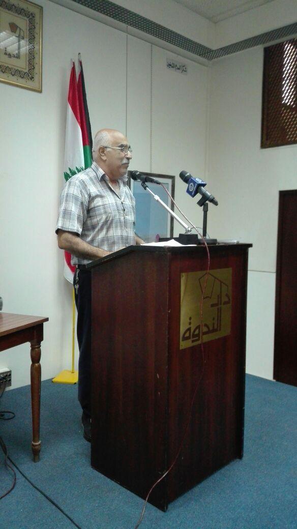 خلال اللقاء التضامني مع جرار: خمسون شخصية تناشد الرئيس بري التحرك على مستوى البرلمانات العربية والدولية.
