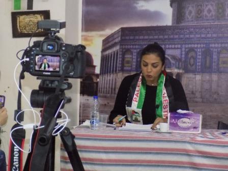 الملتقى الفلسطيني للشطرنج يقيم ندوة تحت عنوان: دلالات وأبعاد القدس في الصراع العربي- الصهيوني