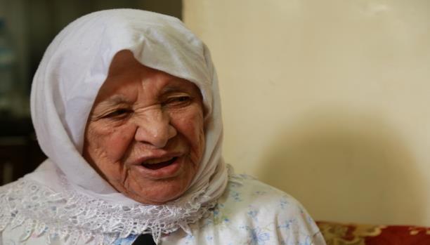 الحاجة تمام تذكر أعراس فلسطين