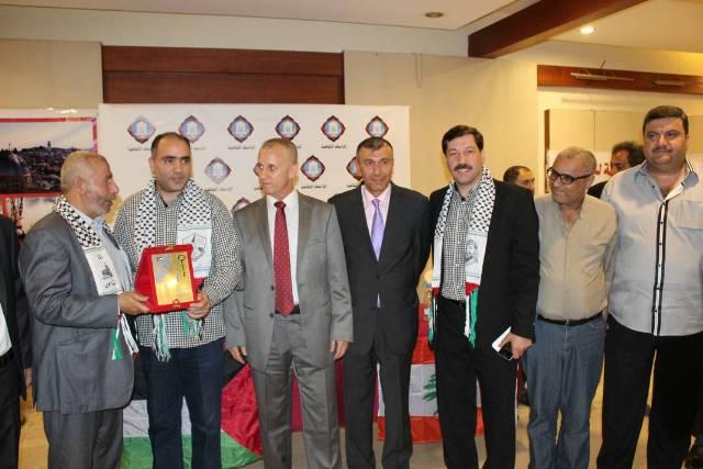 مهرجان بطرابلس في ذكرى النكبة وتضامناً مع الأسرى الفلسطينيين