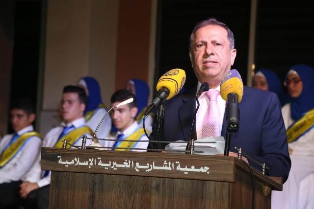 النائب الدكتور عدنان طرابلسي: خشيتنا أن يكون بعض ما يجري يصب في خانة التآمر على الفلسطينيين