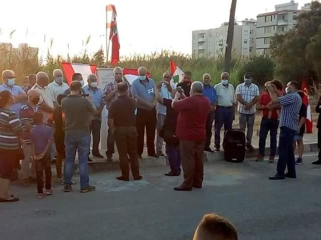 الجبهة الشعبية تشارك في إحياء الذكرى الـ ٣٨ لانطلاقة جبهة المقاومة الوطنية اللبنانية في طرابلس