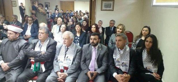 مسيرات داعمة للقدس بدعوة من اتّحاد المحامين العرب ونقابة المحامين في طرابلس