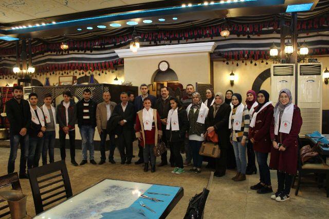 بلدية طرابلس كرّمت متطوعي الإسعاف الشعبي