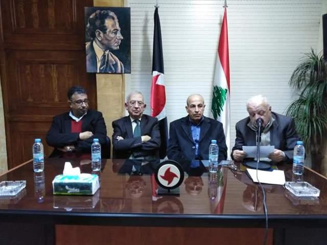 ندوة ثقافية وتوقيع كتاب عصر المقاومة صناعة النصر في منفذية طرابلس