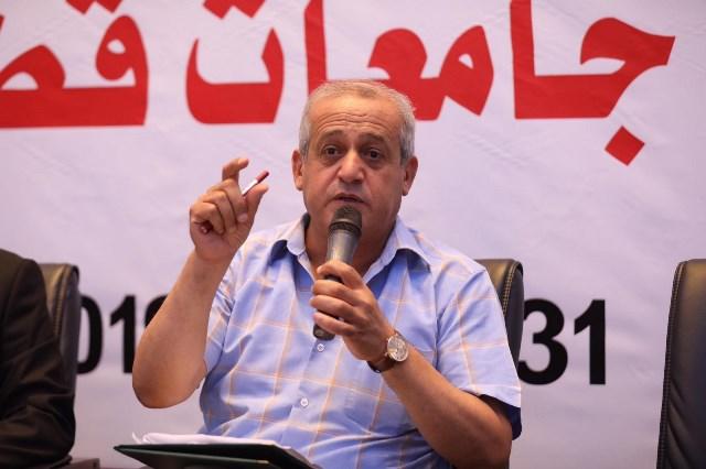 مزهر يطلق مبادرة لإجراء انتخابات المجالس الطلابية في غزة في أكتوبر القادم
