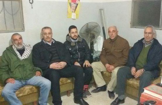 الجبهة الشعبية لتحرير فلسطين تلتقي مع حركة فتح ..