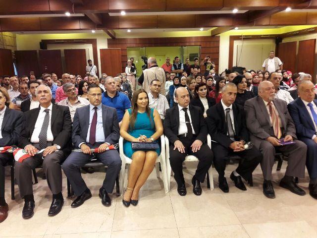 جمعية بناء الإنسان تعلن التحدي وتطلق جريدتها من داخل الرابطة الثقافية في طرابلس