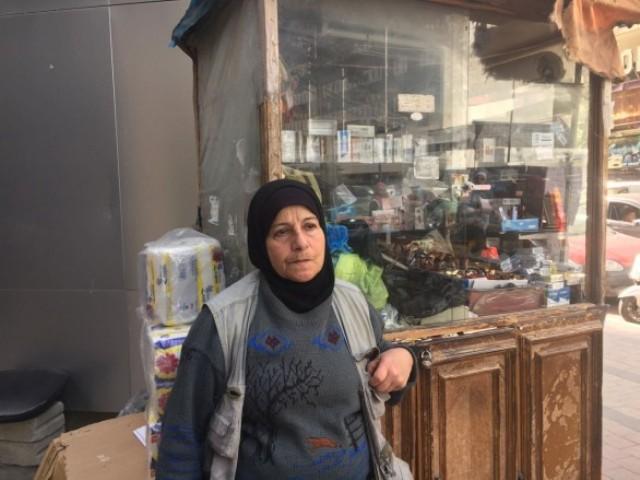 «أم محمد» قلعاوي.. إمراة جبّارة في الزمن الصعب