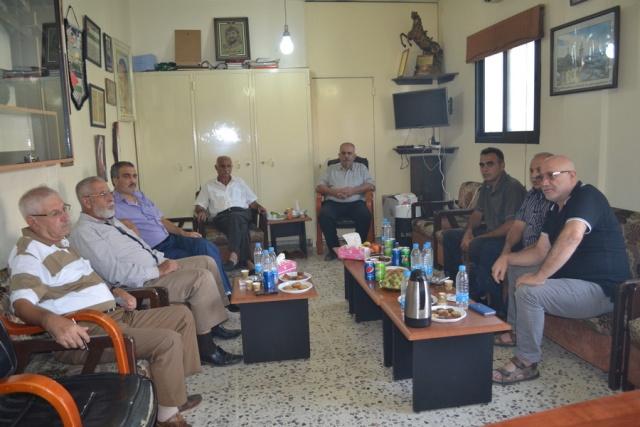 بيان صادر عن قيادة فصائل منظمة التحرير الفلسطينية في منطقة صور