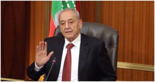 سنقاوم التوطين بكل الأساليب. نبيه بري: قضية فلسطين كالعادة تتعرض لمحاولة اغتيال بسلاح المال العربي