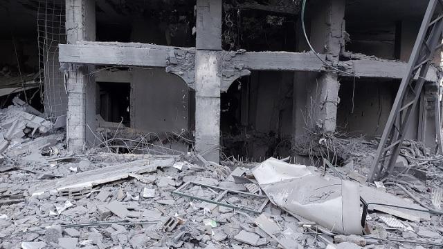 جيش الاحتلال يشن سلسلة غارات عنيفة على مدينة غزة