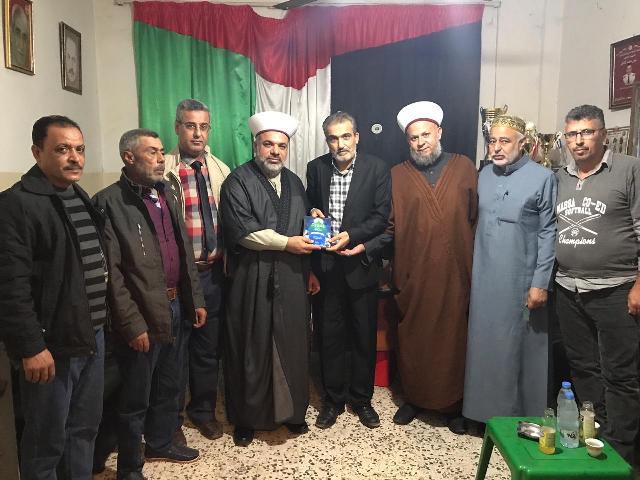 الشعبية في صور تستقبل جمعية المشاريع الخيرية الإسلامية