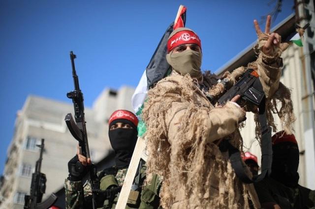 كتائب أبو علي مصطفى تبارك الرد البطولي للمقاومة الإسلامية في لبنان