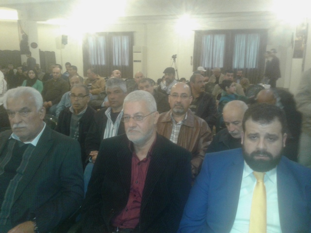 الشعبية في صيدا تشارك في اللقاء التضامني الذي أقامته جمعية الصداقة الإيرانية