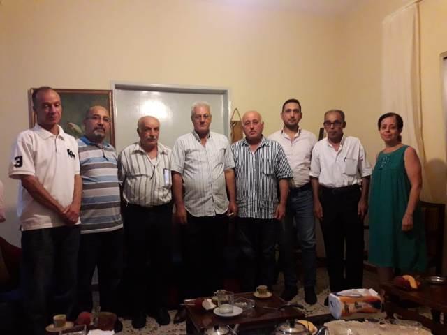 لقاء قيادي بين الجبهة الشعبية في لبنان و الحزب الشيوعي اللبناني