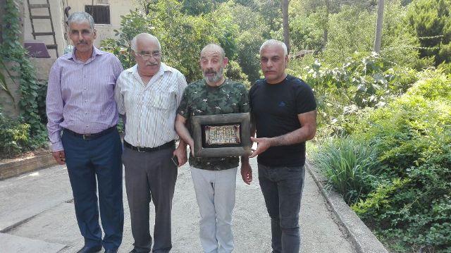 الجبهة الشعبية لتحرير فلسطين تلتقي وزير دفاع لبنان