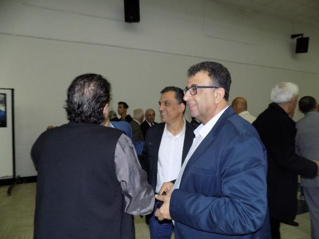 توقيع كتاب وثائق ناصر