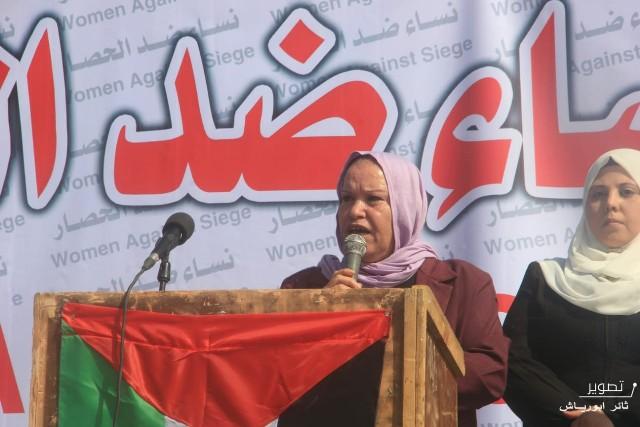 حمد تدعو لأوسع حالة دعم وإسناد للأسيرات في سجون الاحتلال