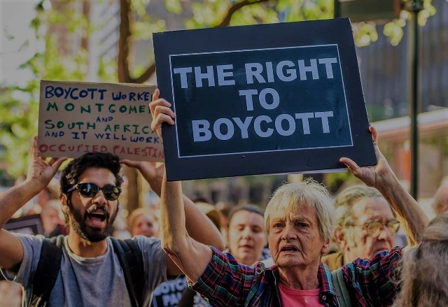 تحقيق صهيوني يزعم ضلوع عناصر من الشعبية وحماس بحركات المقاطعة BDS