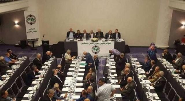 المؤتمر القومي العربي يُندد بالمبادرة التطبيعية بين المغرب والكيان الصهيوني