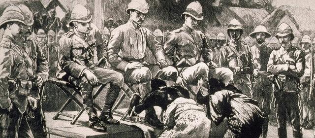 د. وسام الفقعاوي يكتب ... من تاريخ حقوق الإنسان: الاستعمار أولاً