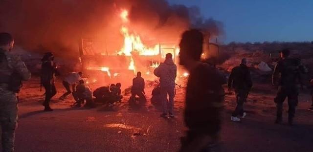 الشعبية تدين الهجوم الإرهابي في دير الزور وتؤكّد ترابطه مع العدوان الأمريكي الصهيوني المتواصل على سوريا