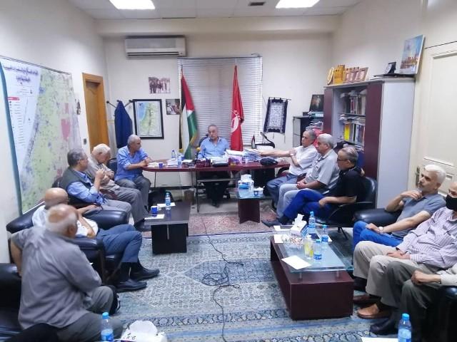 الشعبية في دمشق تنظّم ندوة حوارية مفتوحة بمناسبة الذكرى السنوية لاستشهاد غسان كنفاني