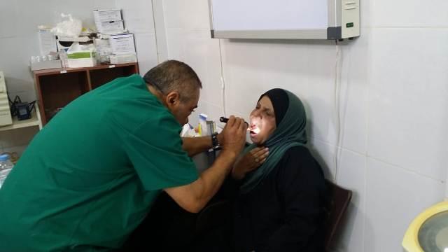 يوم صحي مجاني في مخيمي نهر البارد والبداوي
