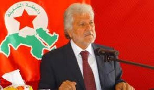 أمين عام رابطة الشغيلة زاهر الخطيب: نطالب الحكومة بإلغاء قرار وزير العمل  ورسم سياسة واضحة في التعامل مع الأشقاء العرب الفلسطينيين
