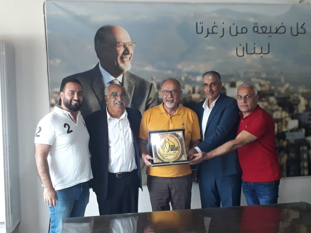 الشعبية في الشمال تهنئ النائب الدويهي بفوزه بالانتخابات النيابية