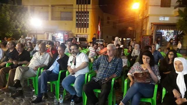 الشعبية تشارك في الأمسية القروية التي أقامها الحزب الشيوعي في بلدة الزرارية