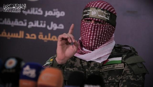 القسام: قرار قصف تل أبيب وديمونا وأسدود أسهل علينا من شربة الماء إذا استبيح أقصانا